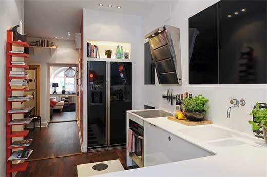 Architecture homes interior design idea for small apartment by alvhem