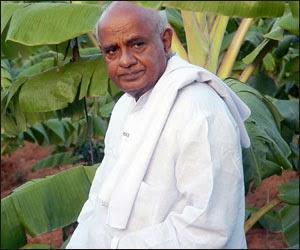 H.D.Deve Gowda
