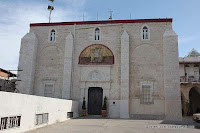 Israel Travel Guide - Christian Holy Places: Shfaram: St. Peter & St. Paul Church (Melkite Greek Catholic Church)