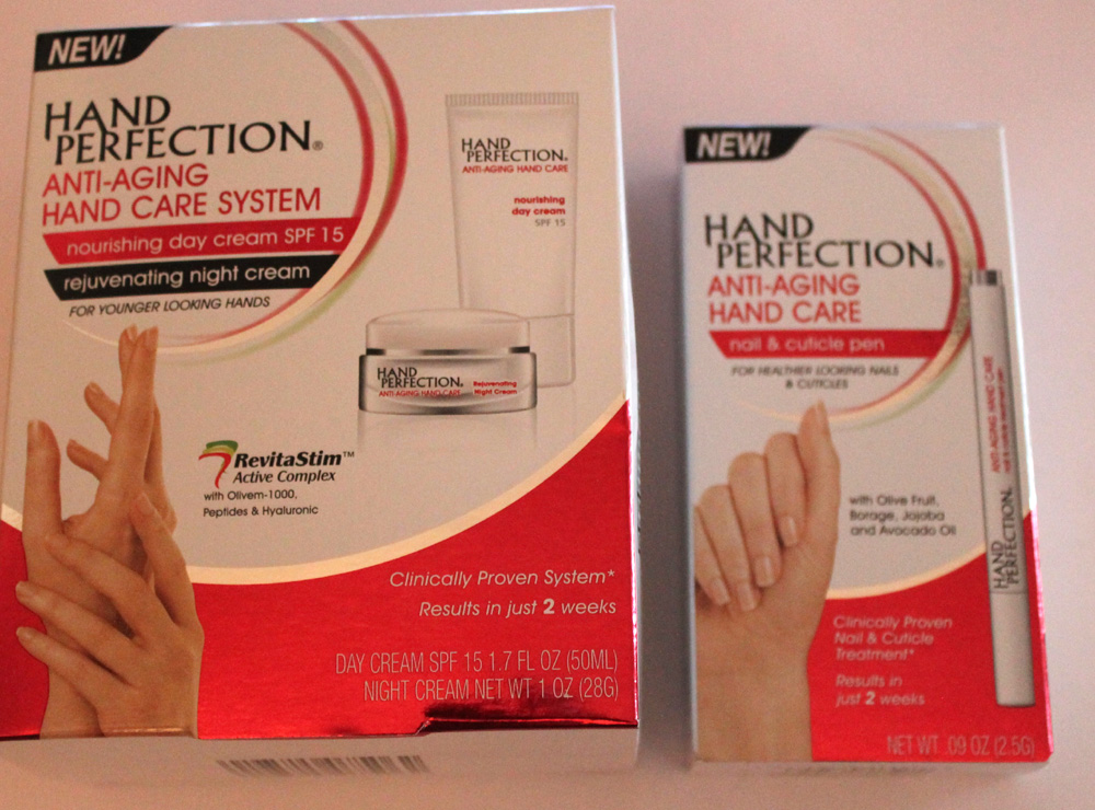 treatment for aging hands