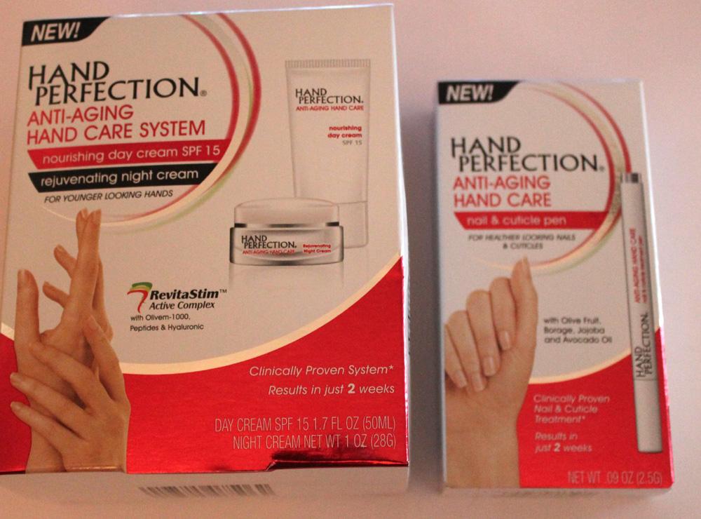 anti aging hand treatment