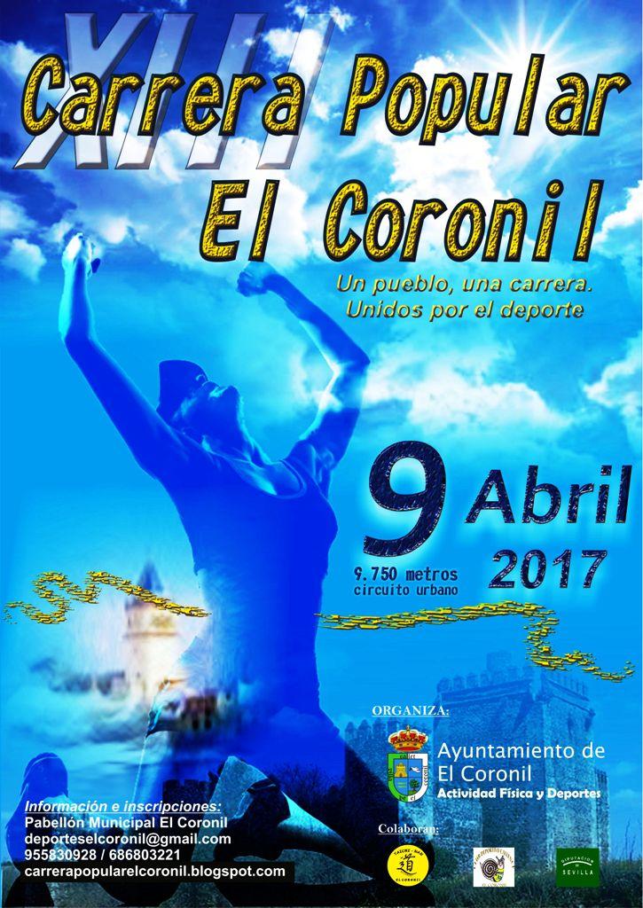 XIII Carrera Popular El Coronil