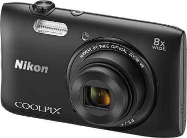 Nikon Coolpix S3600 Camera User's Manual
