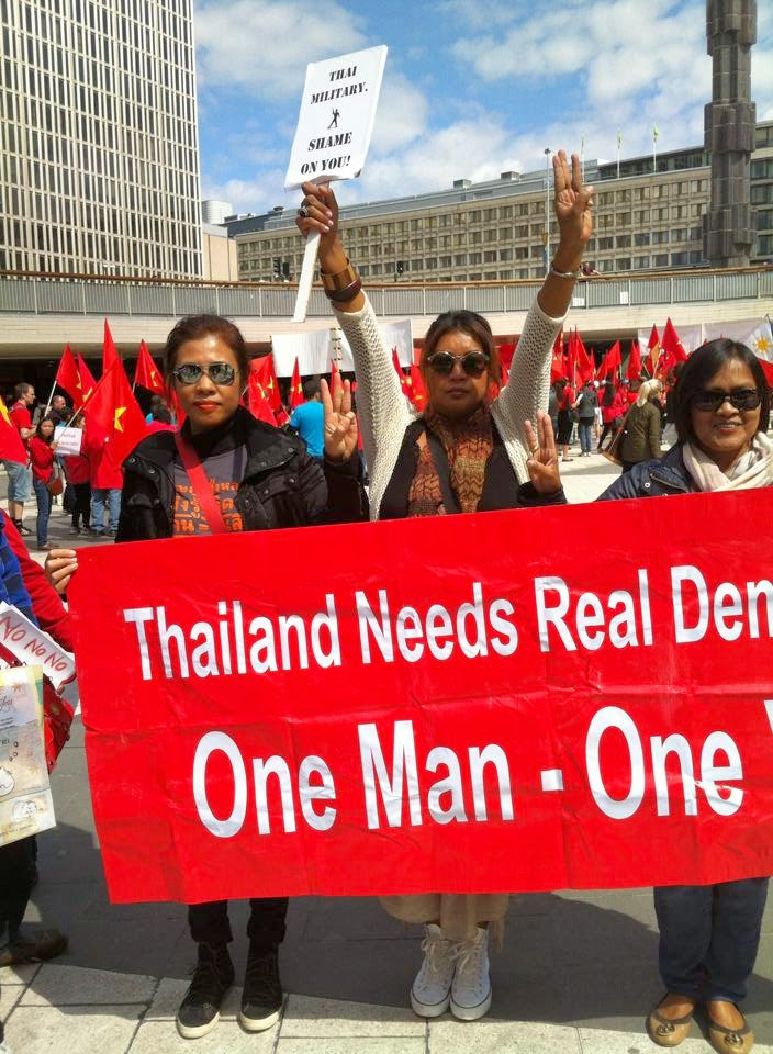 Thailand Needs Real Democracy One Man - One Vote