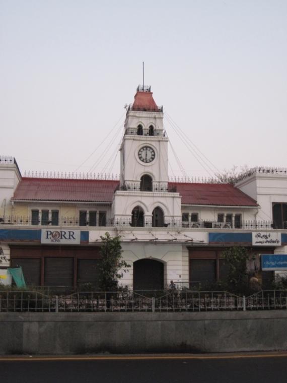 "Marks Near Me >> ""Sampath Speaking"" - the thoughts of an Insurer from Thiruvallikkeni: Chennai Metro Rail - P.Orr ..."
