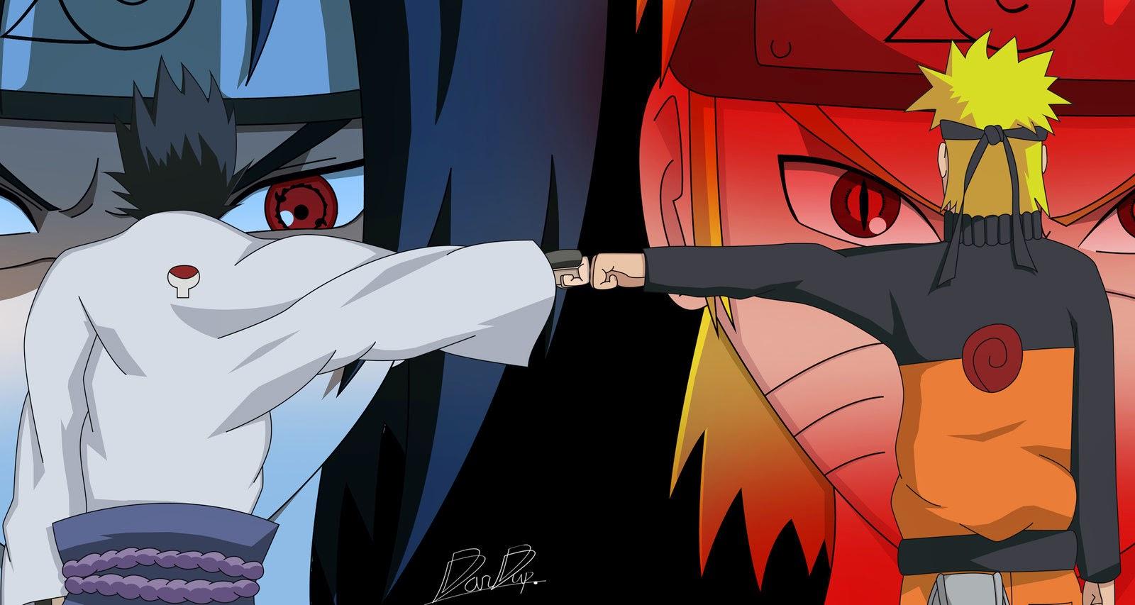 Naruto e sasuke j pp - Image naruto sasuke ...