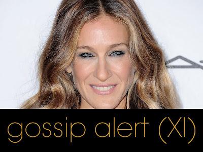Gossip Alert (XI): Cambios de look, rupturas y otras noticias