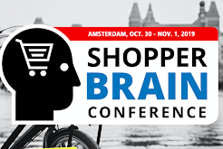 Il mio intervento allo Shopper Brain Conference 2019