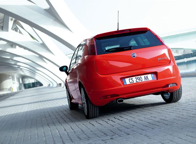 New Fiat Punto Street