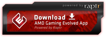 Raptr AMD Gaming Evolved App