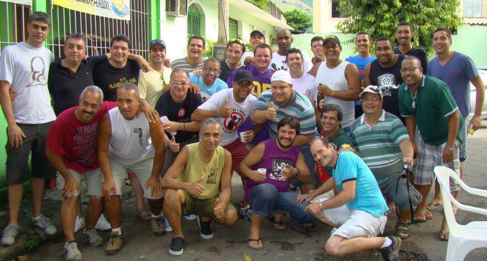 1º Encontro de DJs do Vinil em Campo Grande - RJ