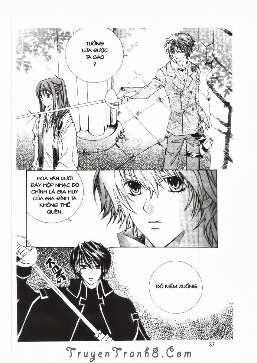 A Kiss For My Prince - Nụ Hôn Hoàng Tử Chapter 17 - Trang 38
