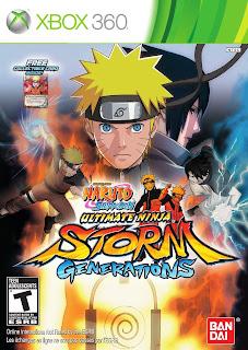 Naruto Shippuden Ultimate Ninja Storm Generations