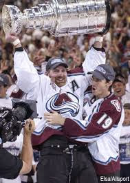 Ray Bourque finally wins the Stanley Cup