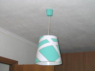pendant lamp transformation