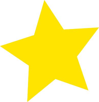 star large yellow