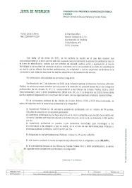 Respuesta de la Dirección General de Recursos Humanos y Función Pública al escrito de CTA sobre el