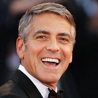 George Clooney di usia tua tapi tetap enerjik