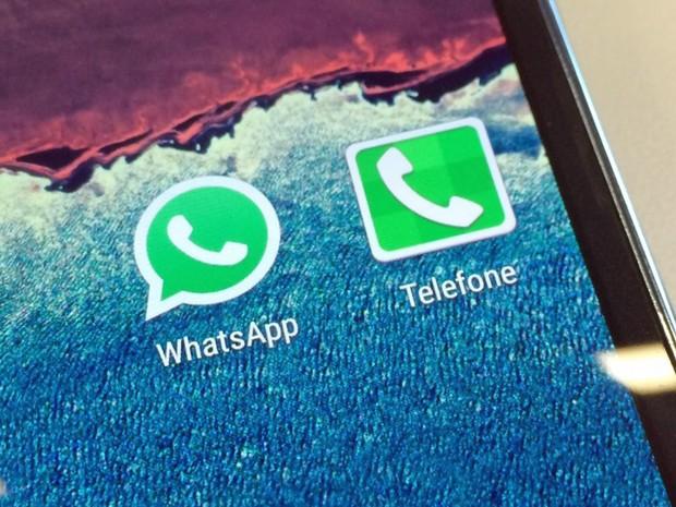 Justiça concede liminar para restabelecer WhatsApp no Brasil (Foto: Fábio Tito/G1)