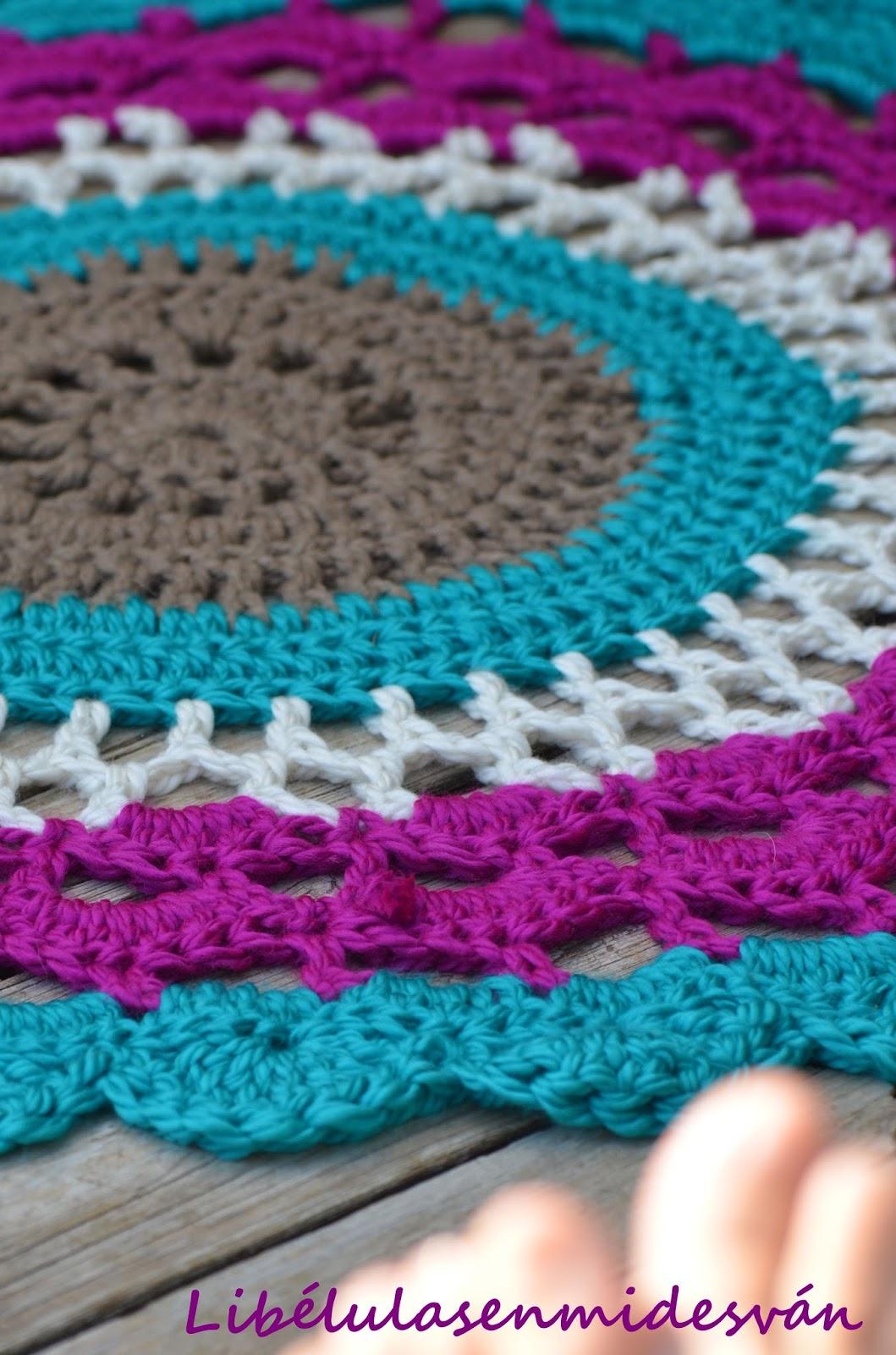 Lib lulas en mi desv n alfombras de cuerda y lana - Alfombras de cuerda ...