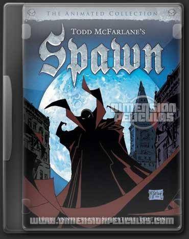 Spawn (Temporadas 1-3 DVDRip Español Latino)