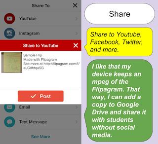 how to delete a flip on flipagram