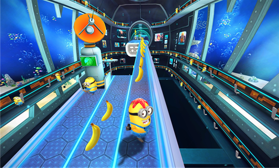 Despicable Me: Minion Rush Güncellemesi