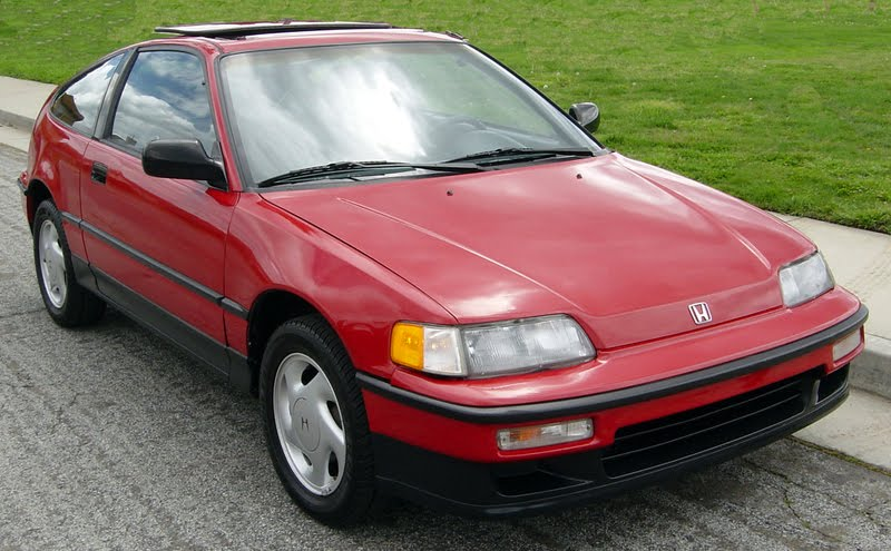 1991 honda crx just a car geek 1991 honda crx si