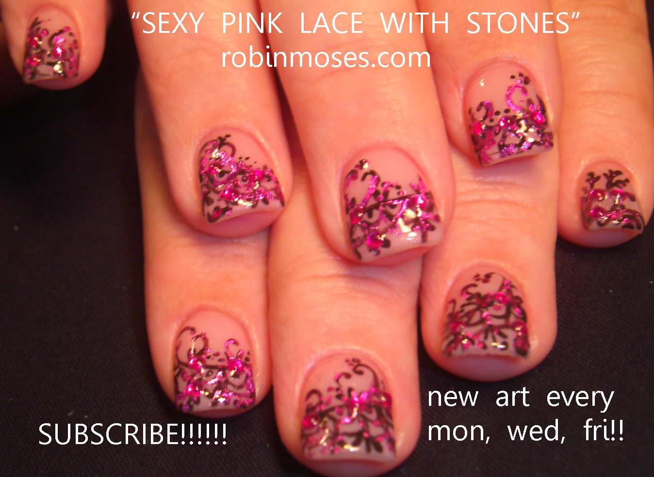 azature nails\