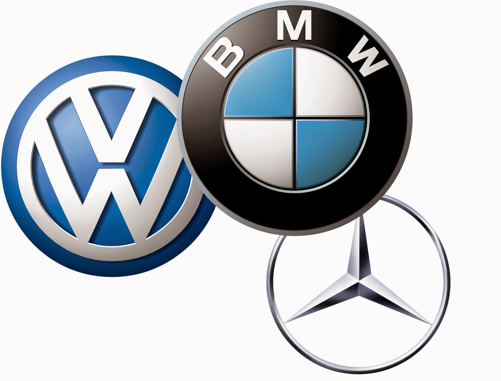German Auto Logos