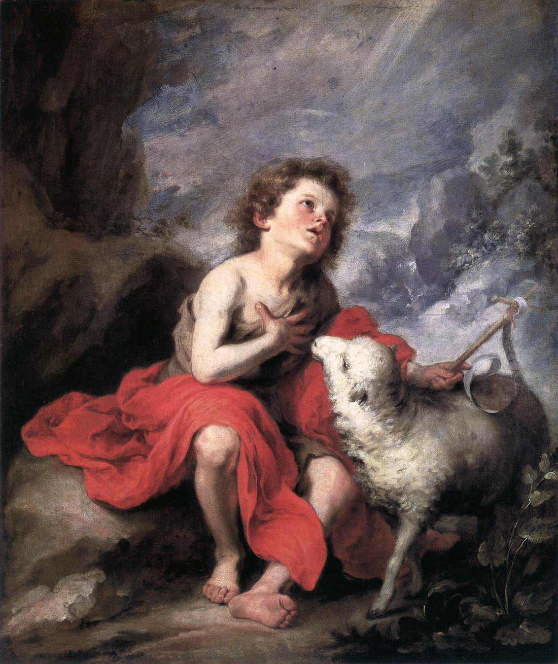 Father julian 39 s blog birth of john the baptist for The giovanni