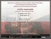 Wernisaż Katarzyny Tchórz, wieczór autorski Małgorzaty Południak, Warszawa, 11.10.2014