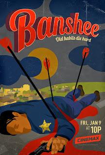 Banshee Temporada 3 audio español