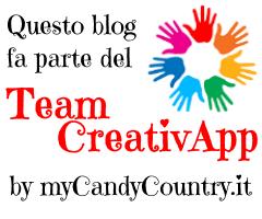 Faccio parte del Team CreativApp!