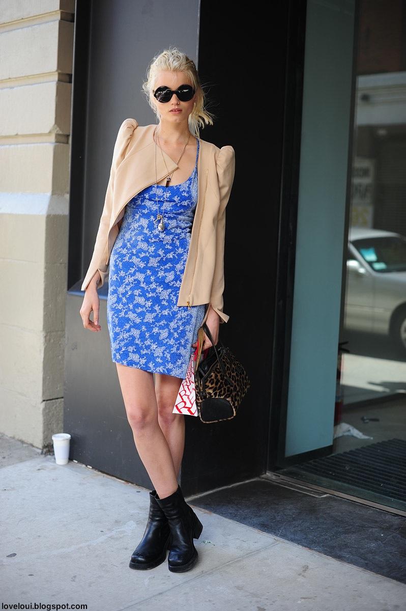 Street Style: Abbey Lee