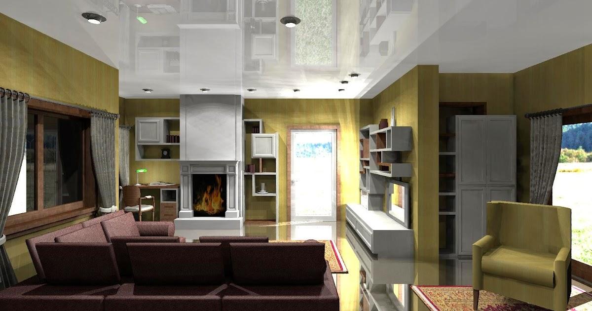 Arredare male o bene: Uno studio a vista nel soggiorno