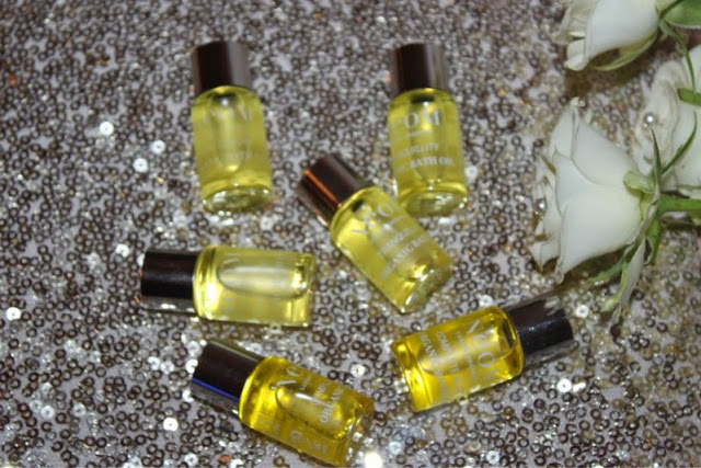 Neom Organic Bath and Shower Indulgence Set