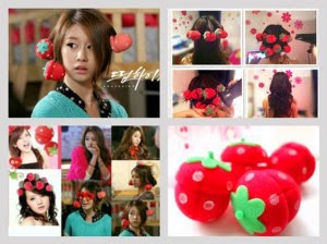 Cara Menggunakan Strawberry Sponge Hair Roll Untuk Rambut Ikal Tanpa Listrik