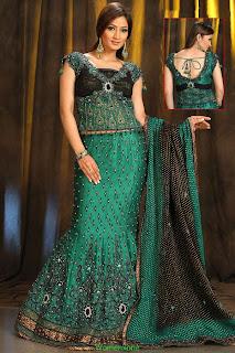 Resham Embroidery Salwar