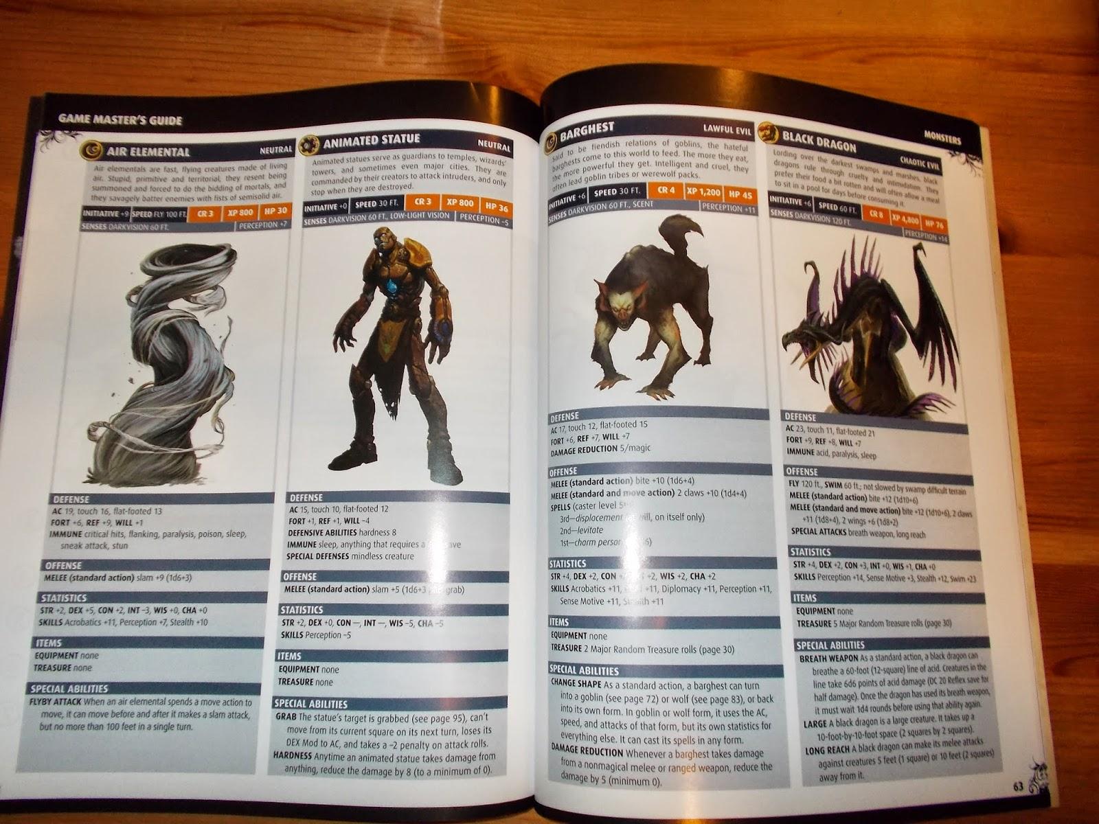 pathfinder society core rulebook pdf