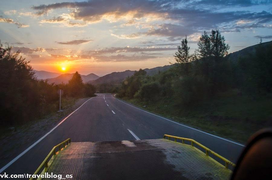 Приключения в Кахетии – автостопом по Грузии