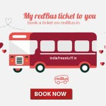 Get Upto Rs 125 Off with sign up on red bus