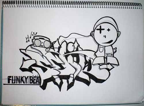 Graffiti Drawings | Best Graffitianz