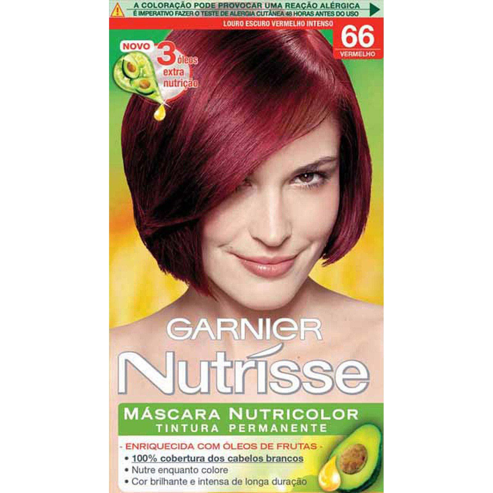 Краска для волос гарньер нутрис палитра цветов фото