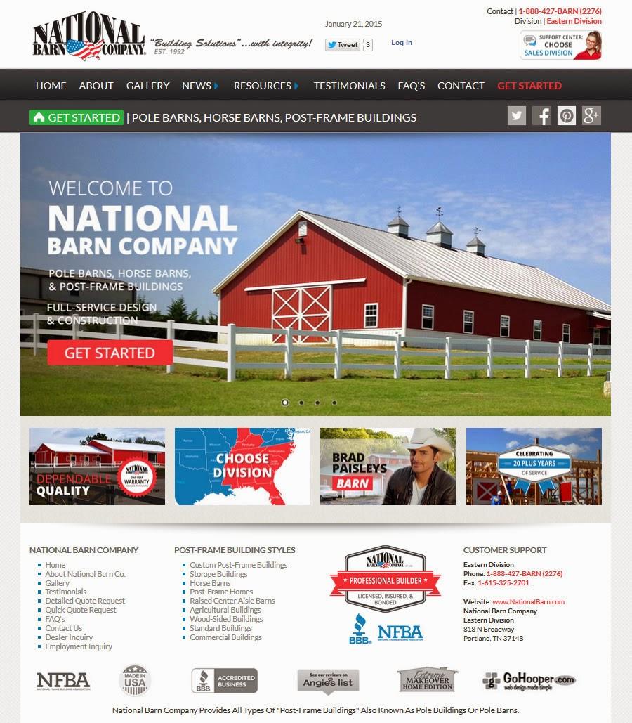 News Blog: GoHooper Web Design Nashville Web Designer