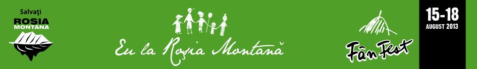 Eu la Roşia Montană