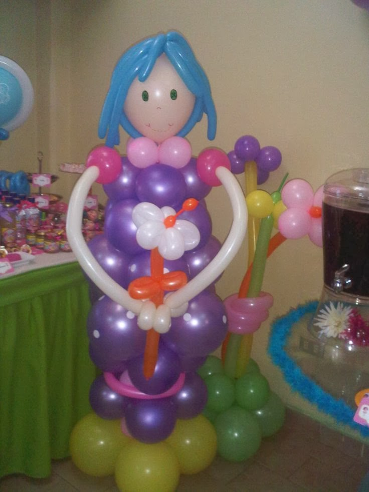 Related pictures fotos decoracion con globos atas fiestas for Decoracion con globos