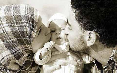 Agar Buah Hati Menjadi Penyejuk Hati Orang Tua