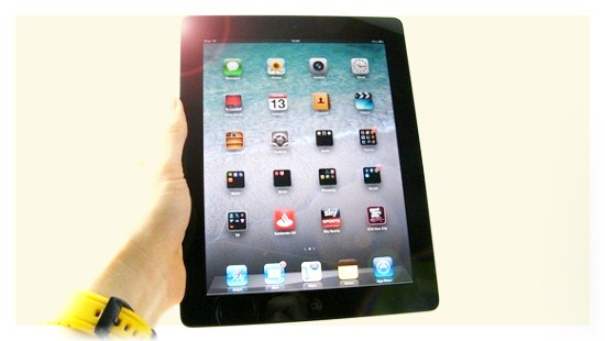 New Apple iPad 4