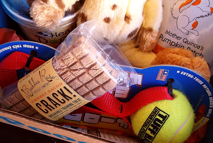 Pooch Pax Monthly Subscription Box For Dog Owners